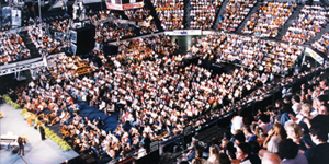 Crowd Photo